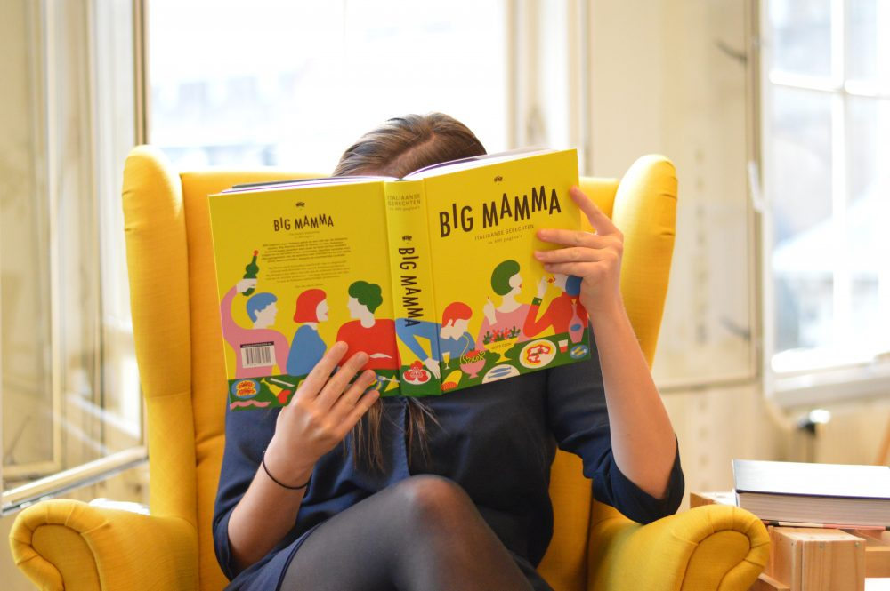 Kookboek Big Mamma