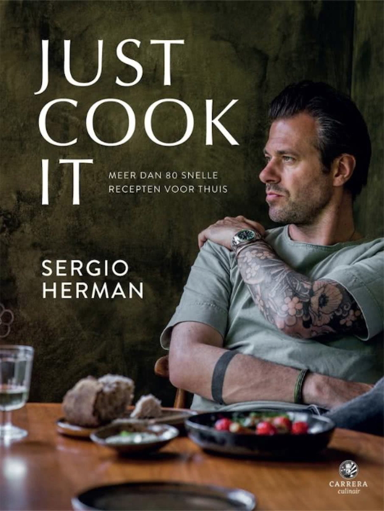 Just cook it bookcover