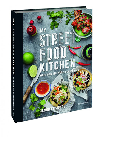 Kookboek my street food kitchen