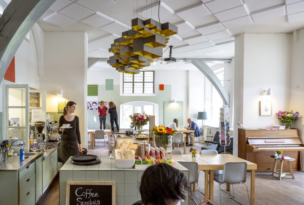 Thuys in het Dolhuys | Museumcafe